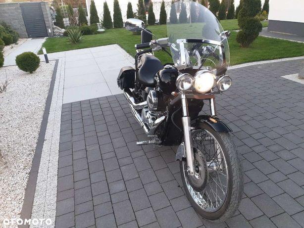 Honda Shadow Sprzedam Honde VT750 Shadow Spirit na wtrysku.Stan bardzo dobry.