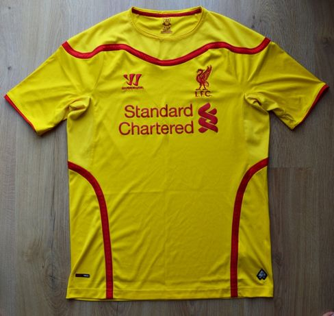 Koszulka FC Liverpool --- Salah, van Dijk, Mane