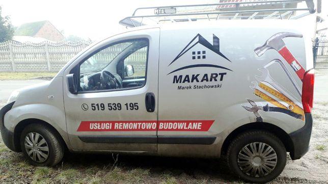 MAKART - Wykończenia wnętrz, remonty mieszkań i domów