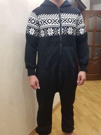 Тёплый зимний комбинезон Kays M L спортивный костюм