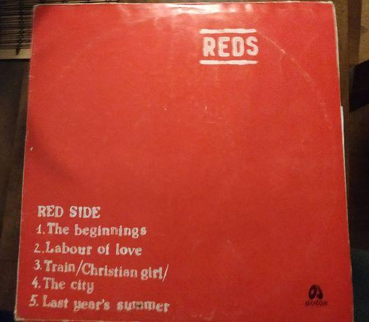 Płyta zespołu Reds - Reds, Winyl, analog, zes. Rafała Olbrychskiego