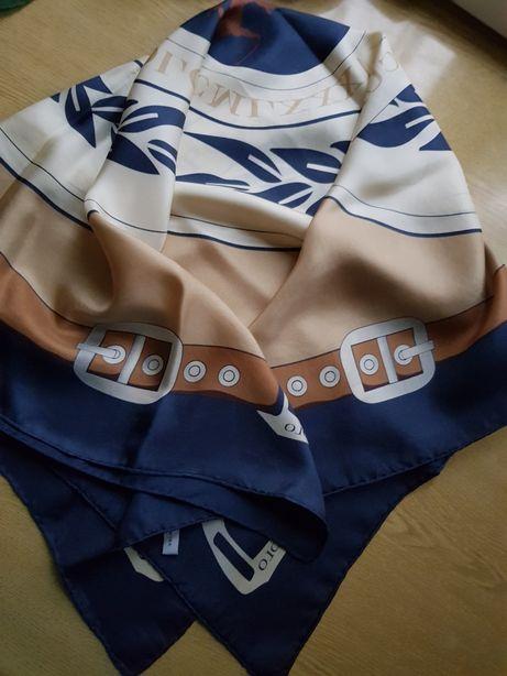 Шелковый платок оригинал HV Polo