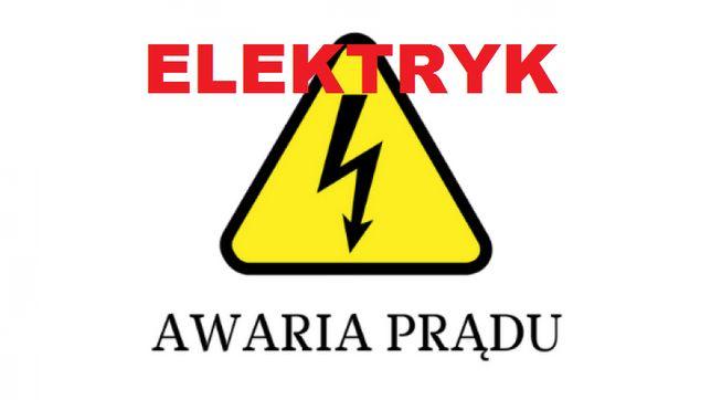 Elektryk Warszawa i okolice - Usuwanie Awarii - Usługi Elektryczne 24h