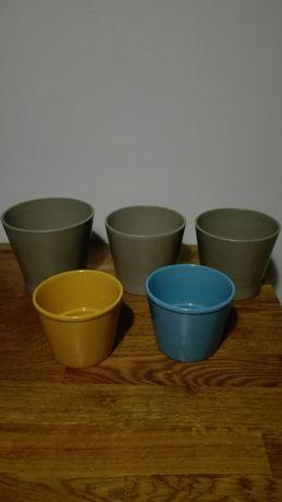 Osłonki Ikea różne wielkości i kolory - 16 cm, 15 cm i 13 cm średnica