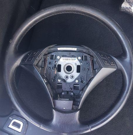 Kierownica BMW e60 e61 multifunkcja