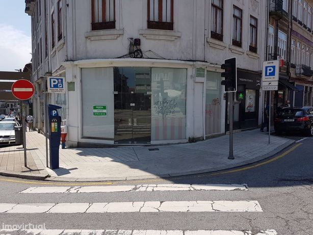 Loja  Arrendamento em Bonfim,Porto