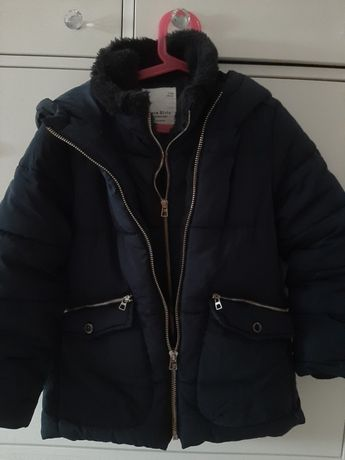 Kurtka zimowa ZARA r. 134