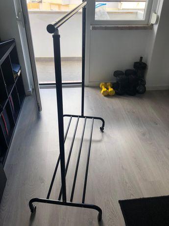 Charriot Ikea Preto (x4)
