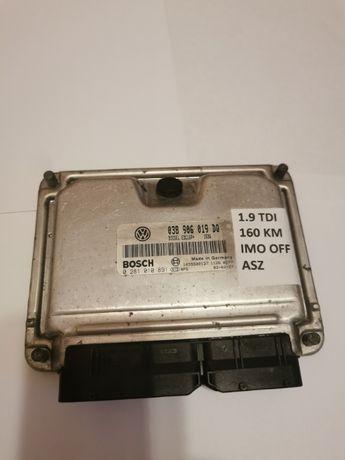 Komputer sterownik 1.9 TDI SEAT IBIZA ASZ VW audi chip tuning