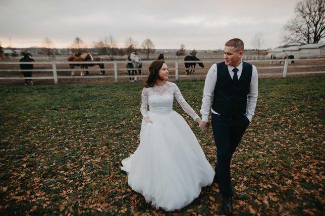 Терміново продам ніжну весільну сукню