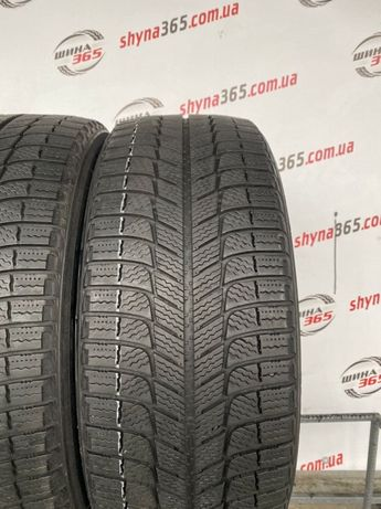 Шини б/у 215/55 R17 MICHELIN X-ICE XI3 (Ппротектор 6+mm) 2шт