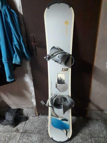 Deska snowbordowa 158