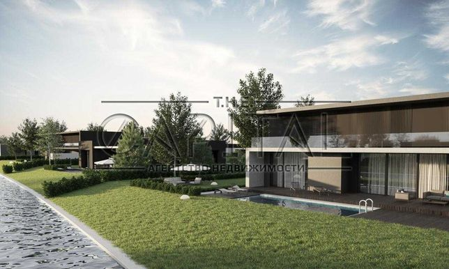 Продажа дома 236м2 в КГ Water Village, с. Романков