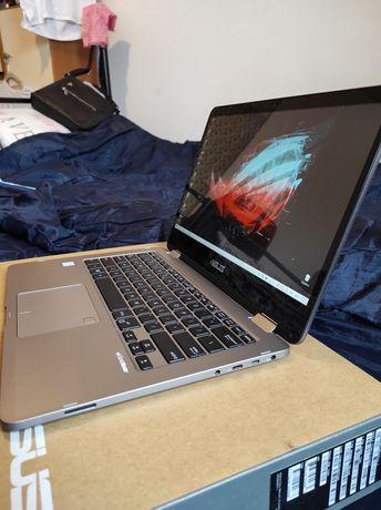 Laptop ASUS VivoBook Flip 14 TP401C M3-7Y30 8G 256SSD W10