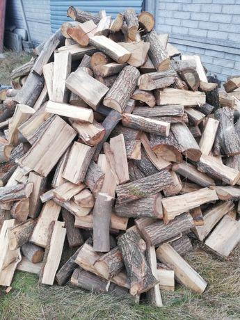 Drewno opał dąb.