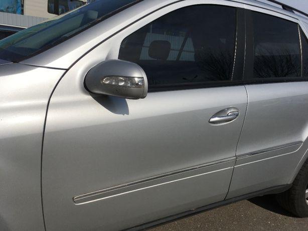 Дверь передняя Mercedes ML W164 2007, A1647200105 мерседес мл разборка