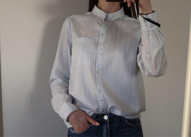 Jasnoniebieska koszula