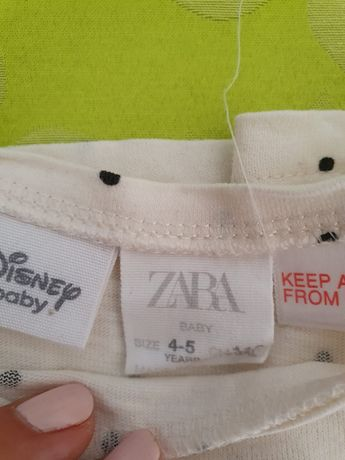 Camisola Zara de criança