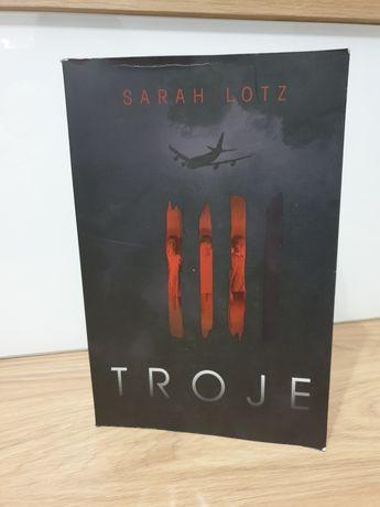 Troje ksiazka Sarah Lotz