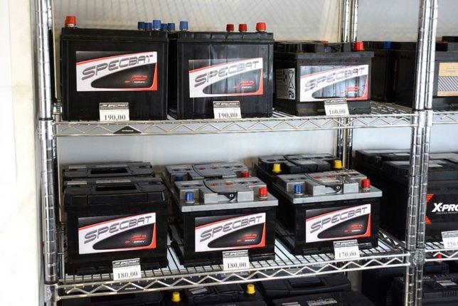 Akumulatory Specbat 42Ah - 100Ah DOWÓZ GRATIS !