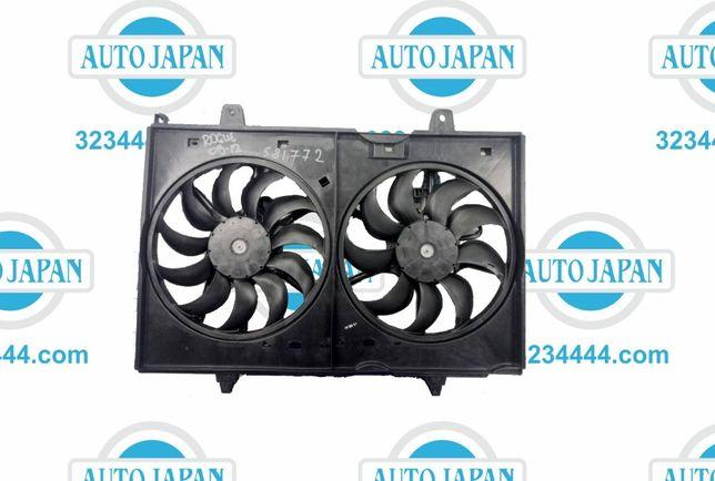 Диффузор радиатора охлаждения nissan rogue 1636120070 ниссан нисан рог