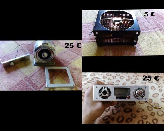 controlador ventoinhas / cooler com controlador / dissipador pc