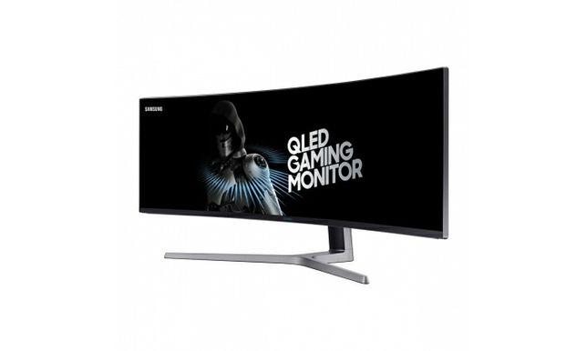 Monitor gaming curvo samsung 49'' 144hz