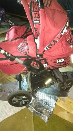 Sprzedam wózek podwójny Dorian Danny sport