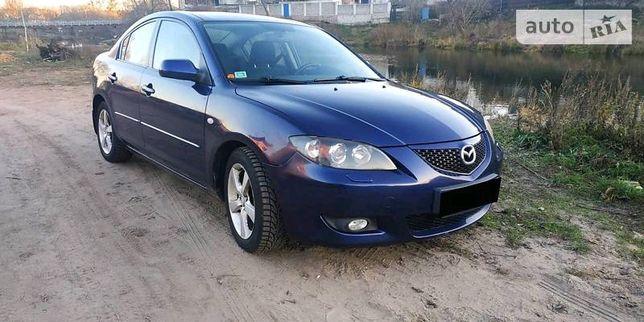 Mazda 3 свежая, пригнана
