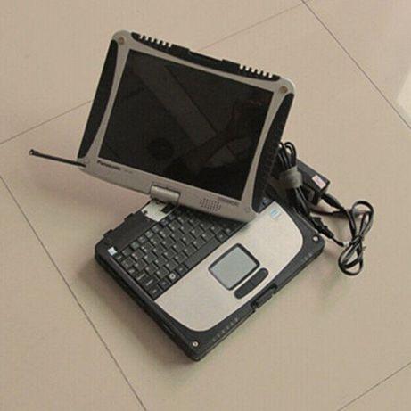 Защищенный сенсорный ноутбук Panasonic TOUGHBOOK CF19