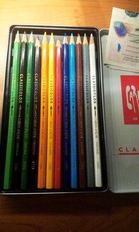 Lápis de cor, Caran D'ache