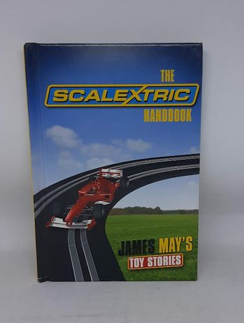 Książka - 'The Scalextric Handbook' James May's z TOP GEAR