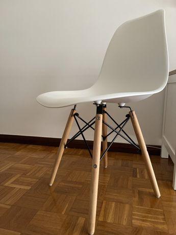 Vendo cadeiras estilo nórdico