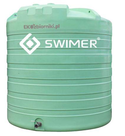 Promocja!! Zbiornik na nawóz płynny RSM 10000l Swimer
