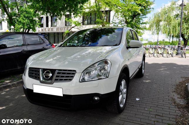 Nissan Qashqai 2,0B Kam cof solar dach hak el podgrz siedz navi...