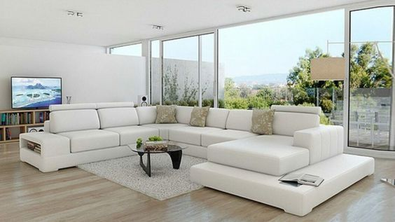 Sofa de Canto com Chaise Light II