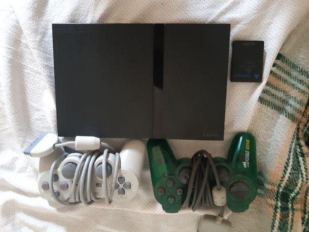 Playstation 2 usada poucas vezes