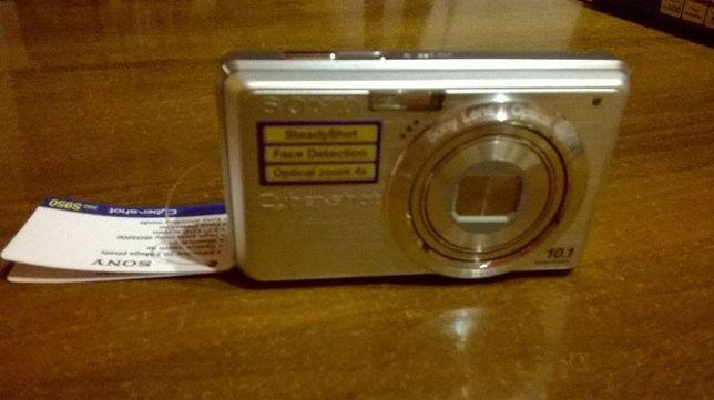 NOWY aparat cyfrowy SONY S-950