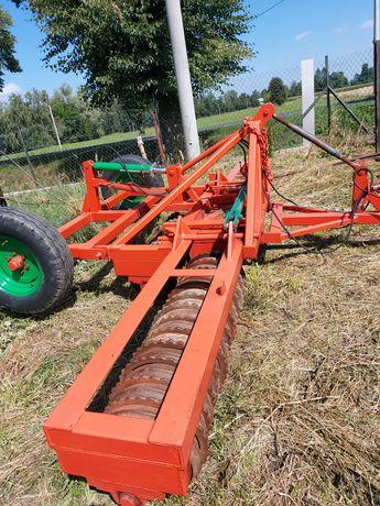 wały hydrauliczne 4,5 m uprawowo posiewne ugniatanie kukurydzy