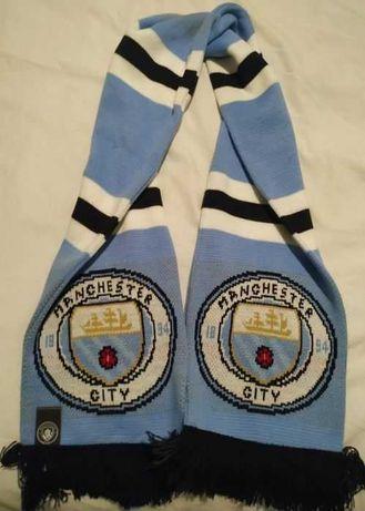 Cachecol oficial Man City