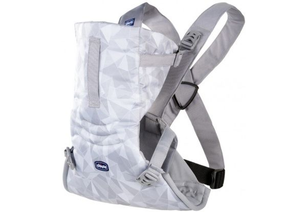 Нагрудна сумка Chicco EasyFit Світло-сірий