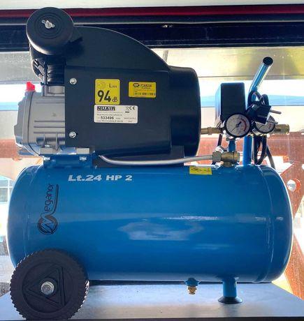 Compressor 2Hp 24L
