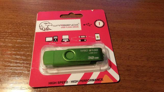 USB Флешка OTG microUSB 32 Гб