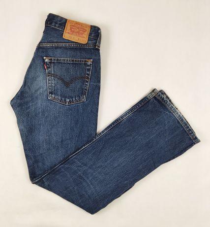 Levi's 555 męskie spodnie jeansowe w rozmiarze W32 L34