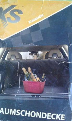 Чехол багажника для универсала, джипа или минивена