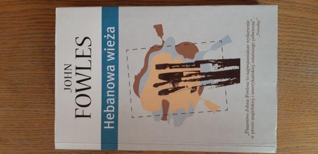 Hebanowa wieża- J. Fowles
