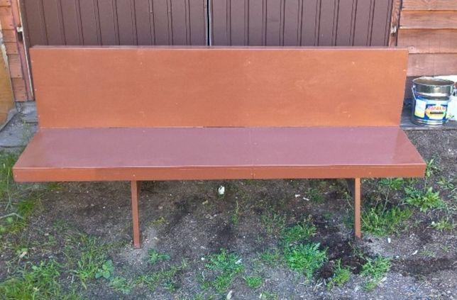 Ławka, ławki ogrodowe tarasowe całoroczne