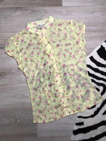 Красивейшая рубашка Oodji