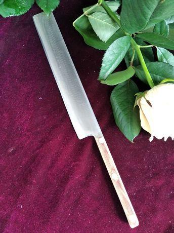 Нож кухонный Накири ручная работа