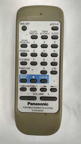 pilot Panasonic EUR648280